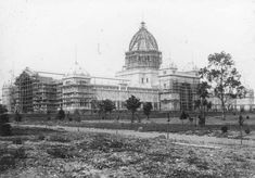 Carlton Gardens, Exhibition Building, Australian Continent, Historic Houses, Melbourne Victoria, Largest Countries, Small Island, Tasmania, World Heritage Sites