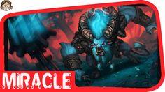 Dota 2 - MIRACLE spirit breaker - NEVER STOP GEGE