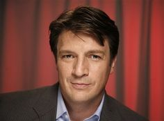 Nathan Fillion: Malcolm Reynolds from Firefly and Richard Castle from Castle.