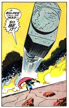 So Be It! -Jack Kirby