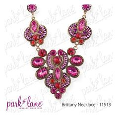 Jewels By Park Lane ❤ Britney necklace. One of my favorite pieces.