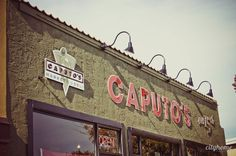 Caputo's on 15th. #saltlakecity #food #restaurant /cafe #cityhomeCollective