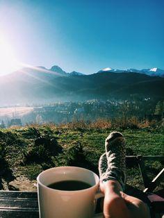 #mountains #góry #tatramountains #tea #views #nature #poland
