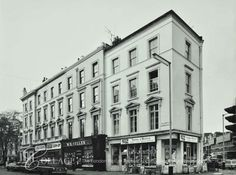 Lupus Street (L.B. City of Westminster) - COLLAGE - The London Picture Archive