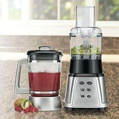 Cuisinart SmartPower Premier Duet Blender/Food Processor with Die-Cast Metal Base with Stainless Finish by Cuisinart, http://www.amazon.com/dp/B0053DINF8/ref=cm_sw_r_pi_dp_agzfrb1HE9XH9