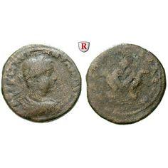 Römische Provinzialprägungen, Kilikien, Hieropolis Kastabala, Elagabal, Bronze, s/ge: Kilikien, Hieropolis Kastabala. Bronze 29 mm.… #coins