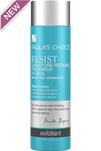 RESIST Daily Pore-Refining Treatment 2% BHA #paulaschoice #fragrancefreeproducts #crueltyfreeproducts