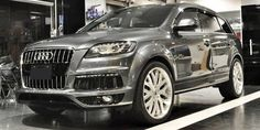 grey audi q7 Audi Q7, Badass, Cars, Grey, Gallery, Gray, Roof Rack, Autos