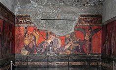 Ancient Pompeii's Villa of Mysteries