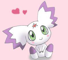 calumon Digimon Tamers, Digimon Digital Monsters, Sonic The Hedgehog, Hello Kitty, Pokemon, Artsy, Fan Art, Adventure, Fun