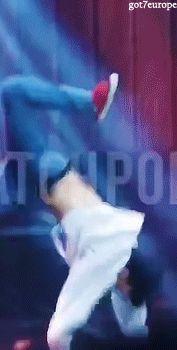 GOT7's leader: Im Jaebum