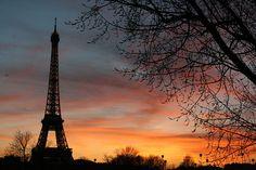 Tour Eiffel, Paris France by PhilipRood.com, via Flickr