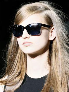 DKNY - Spring 2013 hair