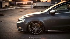 Vw passat b7 Z-performance wheels