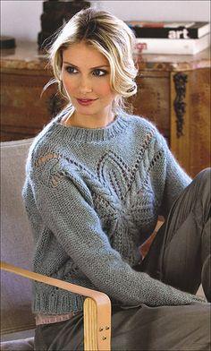 Essentially Feminine Knits from KnitPicks.com Knitting by Lene Holme Samsoe On Sale