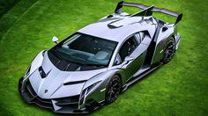 Lamborghini Veneno, supercar, Concept car