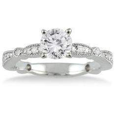 1.00 Carat Diamond Engagement Ring in 14K White Gold Szul,http://www.amazon.com/dp/B009JCNDA4/ref=cm_sw_r_pi_dp_yuzBrb9BD26C4AA3