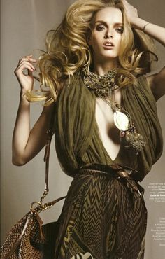 Givenchy, Vogue Portugal May 2010