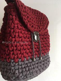 Bolsa de crochê #bolso #bolsa #bags #michaelkors #bolivia