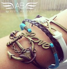 Bracelets http://www.ashleybridget.com/collections/persona/products/passion