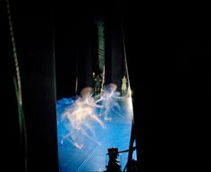Trent Parke (Please Step Quietly Everyone Can Here You.) Sydney Opera House, Opera Theatre during performance , Sydney, Australia 2008