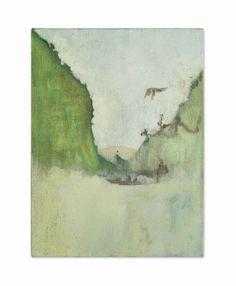 Peter Doig (b. 1959)  Pelican Island