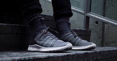 "Nike Free Mercurial Flyknit ""Dark Grey"""