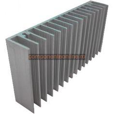 Radiator aluminiu, 100x50mm - 131308