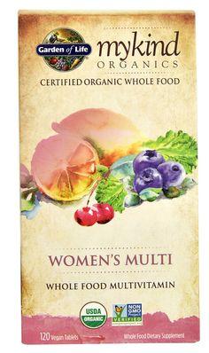 Garden of Life Mykind Organics Women's Multi