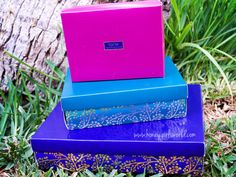 Tarte bow and go collection - Perfect Holiday Gift for the Makeup lover in your life.  Get yours today on QVC.  Review & Swatches - pic heavy.