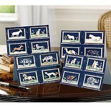 20 Pietra Dura Animal Cards