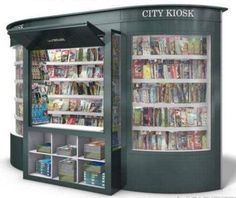 Can I have a kiosk in my home?