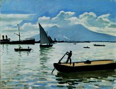 1875-1947 The Bay of Naples