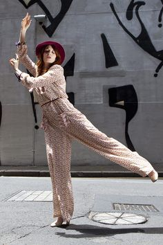 Florence Welch poses for a photoshoot in Sydney - Daily Celebrity Photos