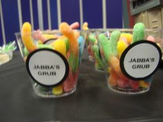 jabba's grub--gummy sour worms