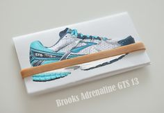 Brooks Adrenaline GTS 13 : Support : Brooks most popular trainer, the Brooks Adrenaline GTS 13 is the perfect go to shoe for all your training and even races. Built on a nimble and flexible platform, it is tailored to fit right on your feet with its strategically placed elastic eyelets for a more natural fit and feet.