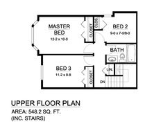 Duplex Plan chp-46182 at COOLhouseplans.com