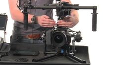 Curious about the MoVI M10 3-axis gimbal stabilizer? Watch this video and learn tips for shooting with the MoVI as well as how to balance the MoVI M10. We ha...