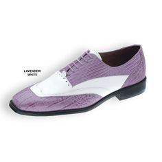 Mens Stacy Adams Vintage Inspired Spectator Shoes