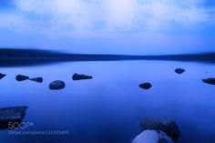 blue morning by Aivoarm. Please Like http://fb.me/go4photos and Follow @go4fotos Thank You. :-)