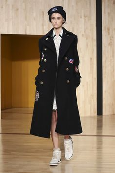Coach Ready To Wear Fall Winter 2016 New York