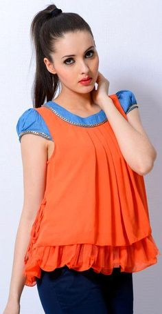 Buy this stylish and vibrant #top for just INR 389!