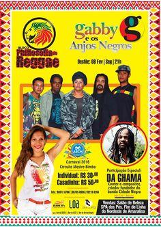 Blog do Rio Vermelho, a voz do bairro: Carnaval de puro reggae no Nordeste de Amaralina