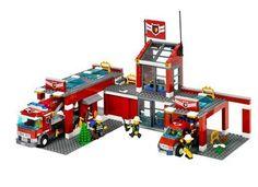 LEGO® City Fire Station LEGO http://www.amazon.com/dp/B000JXWI94/ref=cm_sw_r_pi_dp_A24Otb0FQC4J2DKP