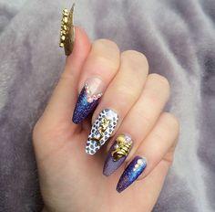 Nails by @DoobysNails #VacationNails