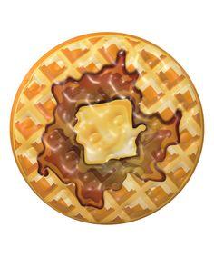 Waffle Float