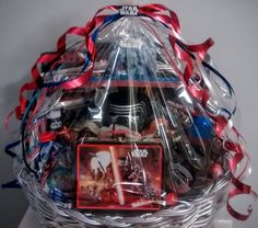 $75 @Ebay  LG STAR WARS BACK TO SCHOOL Treats Lunch Time Fun Gift Basket  #STARWARS #BACKTOSCHOOL