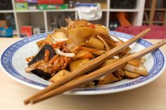 #Vegan char kueh teow by penguincakes, via Flickr