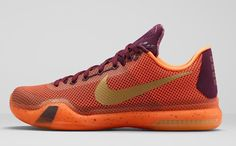 The Nike Kobe 10 Silk is the next rendition of Kobe Bryant's silhouette, expected to arrive at Nike retailers tomorrow, March 21st.