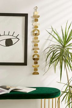 Cibu Metal Shapes Banner | Urban Outfitters